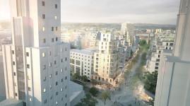 Gratte-Ciel : les architectes vont commencer à dessiner les bâtiments