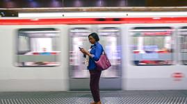 Place à la 4G dans les stations de métro