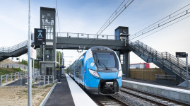 Nouvelle halte TER: Irigny-Lyon en 11 minutes