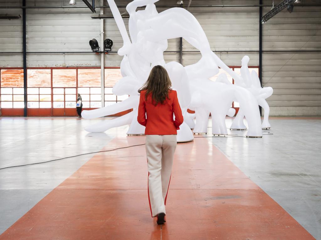 Suivez-nous aux usines Fagor pour la 15e Biennale d'art contemporain