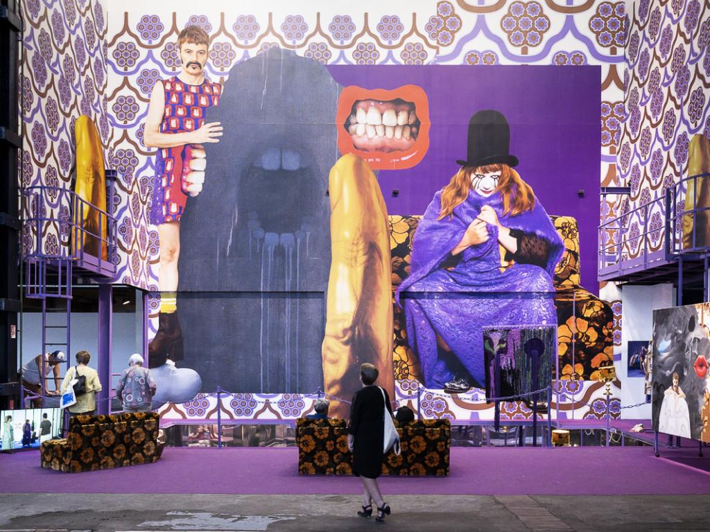 La Biennale d'art contemporain 2019 est ouverte