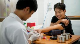 Fonds mondial contre le sida: 14 milliards récoltés