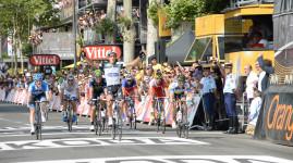Le Tour de France arrive dans la Métropole !