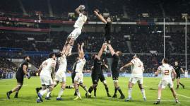 La France accueillera la coupe du monde de rugby 2023!