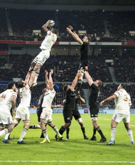 La billetterie de la coupe du monde du rugby ouvre au grand public