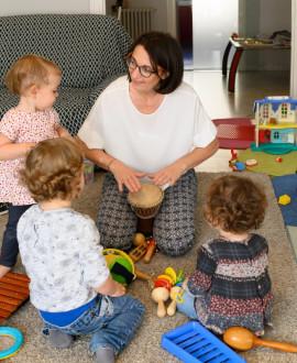 Une semaine pour découvrir le métier d'assistant·e maternel·le
