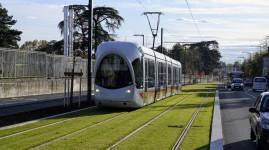 Le nouveau tram T6 en service!