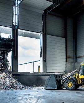 Que deviennent les déchets que vous triez?
