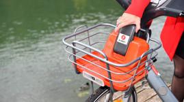 e-Vélo'v : testez le Vélo'v électrique en station