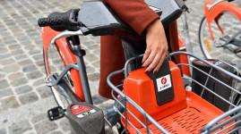 E-Vélo'v : le Vélo'v électrique est arrivé en station !