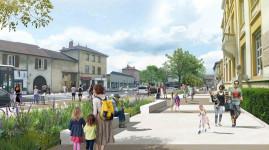 Vaulx-en-Velin village en travaux pour 2 ans