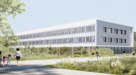 À Lyon et Villeurbanne, 2 collèges vont être construits