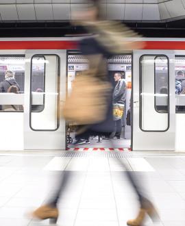 Bien respirer, même dans le métro
