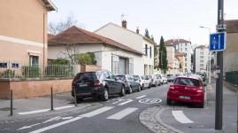 Lyon 3 : une zone 30 à Montchat