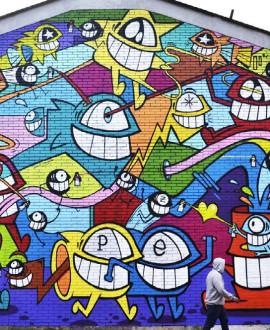Place au street-art avec la 2e édition de Peinture fraîche