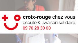 Coronavirus : la Métropole soutient #croixrougechezvous