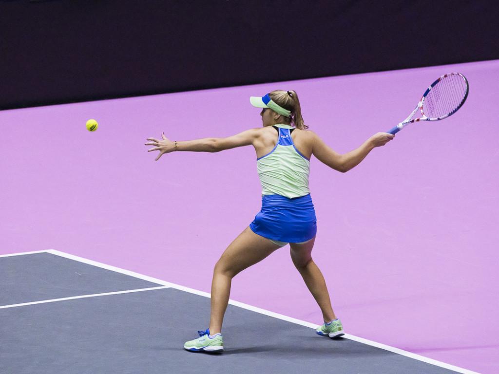 Sofia Kenin remporte l'open 6e Sens Métropole de Lyon !