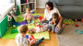 Coronavirus : qu'est-ce qui est prévu pour les assistant·es maternel·les ?