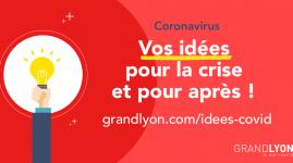 Coronavirus : proposez vos bonnes idées!