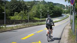 Déconfinement : pistes cyclables et trottoirs élargis