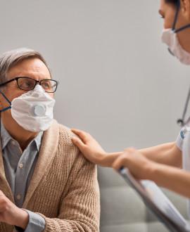 Coronavirus : 3364 personnes âgées dépistées dans les Ehpad