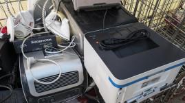 Pour vos vieux appareils électriques : des collectes près de chez vous