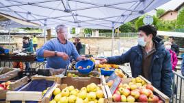 Déconfinement : les marchés alimentaires vont rouvrir