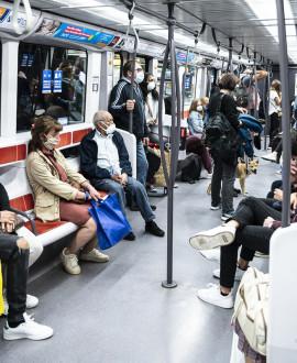 Couvre-feu : les transports en commun s'adaptent