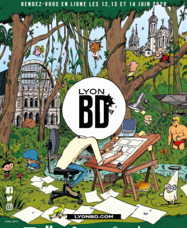 Lyon BD festival : une 15e édition 100% web