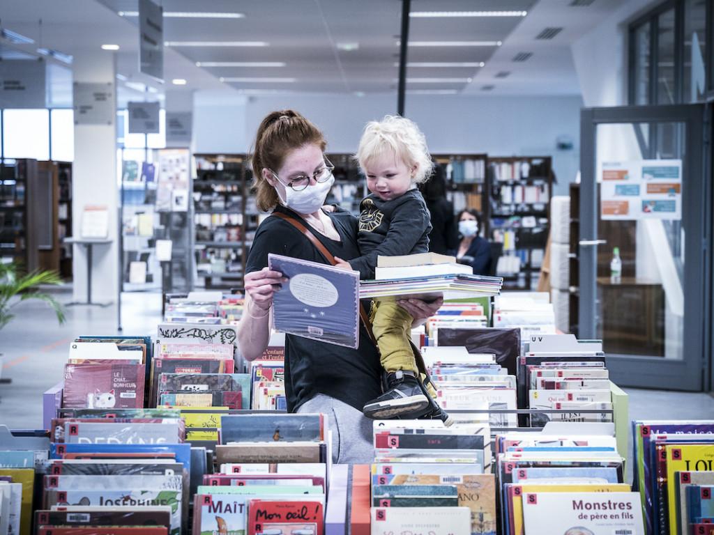 Les bibliothèques aussi déconfinent
