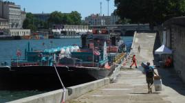 Le 4 juillet, la déchèterie fluviale fait son retour