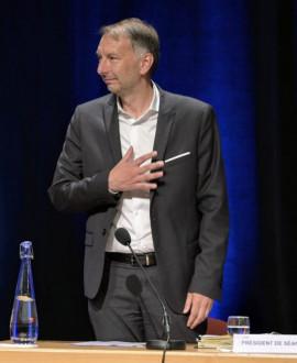 Bruno Bernard élu président de la Métropole de Lyon