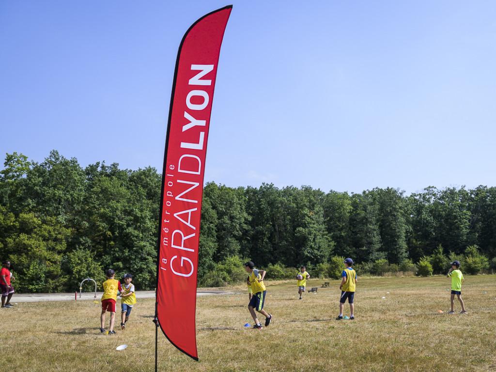 Zoom en photos sur Métropole vacances sportives