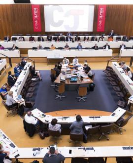 Conseil de la Métropole du 5 octobre 2020