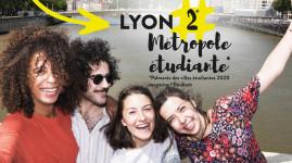 Lyon, 2e métropole étudiante de France