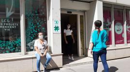 Rentrée 2020 : la Maison des étudiant·es est ouverte