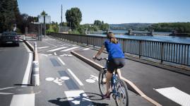 Les nouvelles pistes cyclables pour se déplacer en sécurité