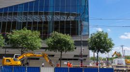 Prolongement du tram T2 jusqu'à Confluence : les travaux démarrent