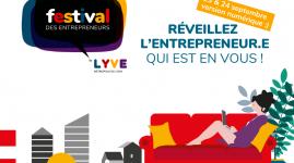 Festival des entrepreneur·es : booster son projet avec LYVE