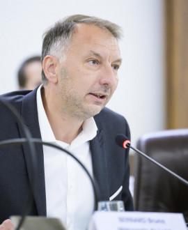 Bruno Bernard élu président du Sytral