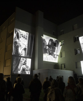 Spectacle : la cie KompleX KapharnaüM explore le quartier des Buers