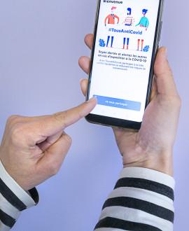 TousAntiCovid : 5 bonnes raisons de télécharger l'app