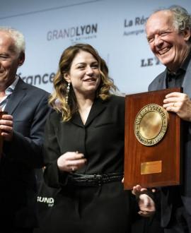 Jean-Pierre et Luc Dardenne, prix Lumière 2020