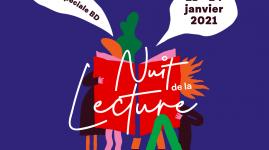 Nuit de la lecture 2021 : sélection d'animations décalées