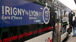 TCL : une nouvelle ligne express entre Irigny et Bellecour