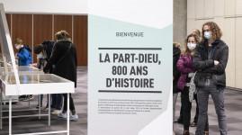 Deux expos gratuites à l'Hôtel de Métropole