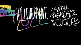 Villeurbanne, Capitale française de la culture 2022