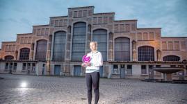 Clara Tauson, gagnante de l'open 6e Sens Métropole de Lyon