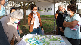 La Duchère : un écoquartier toujours plus vert