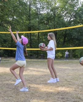 Vacances sportives : les activités gratuites maintenues à Parilly